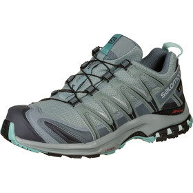 Salomon XA Pro 3D GTX Zapatillas running Mujer, lead/stormy weather/meadow brook